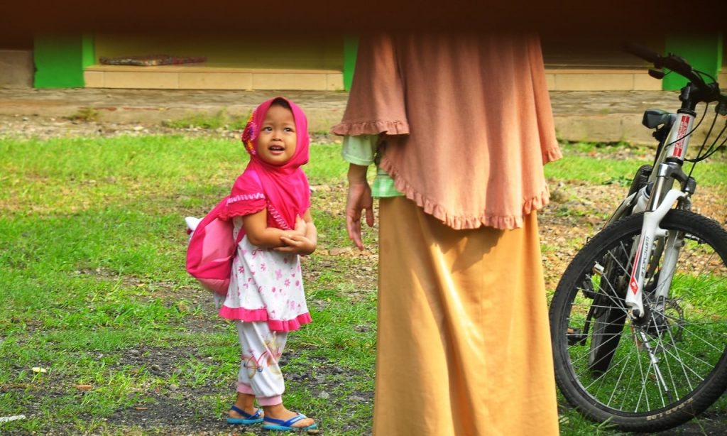 Tips Menangani Si Bandel di Usia Toddler 1