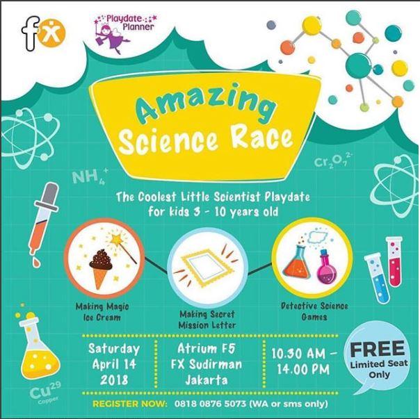Amazing Science Race