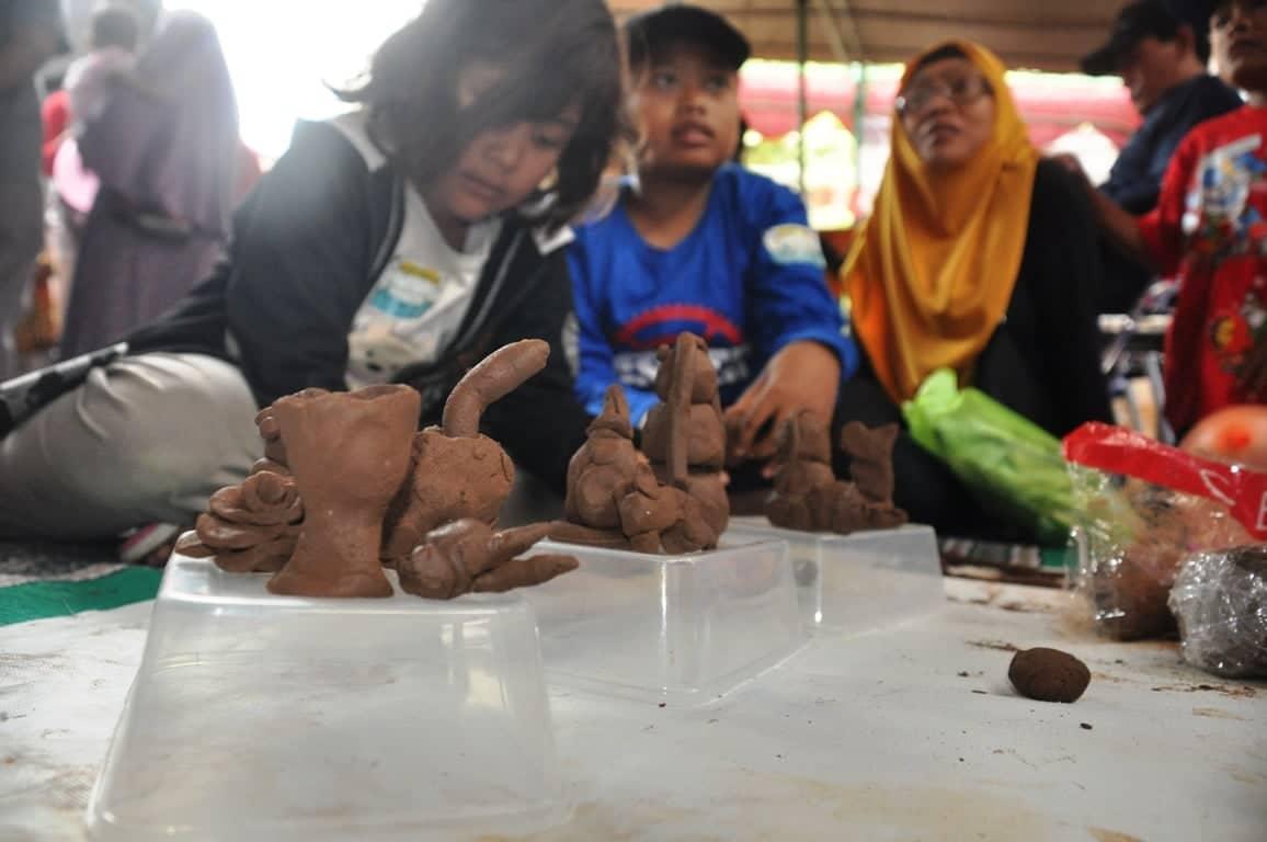 Gerakan Indonesia Bermain (GIB) Jawa Tengah