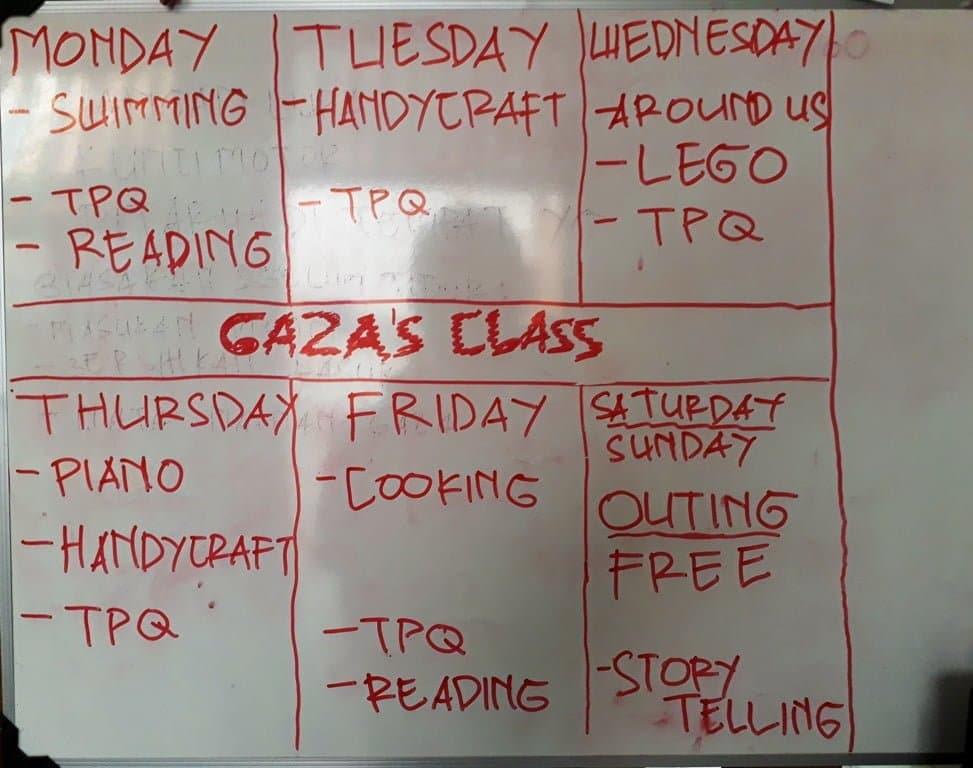 Membuat Jadwal Bermain Homeschooler Usia 3-5 Tahun 1