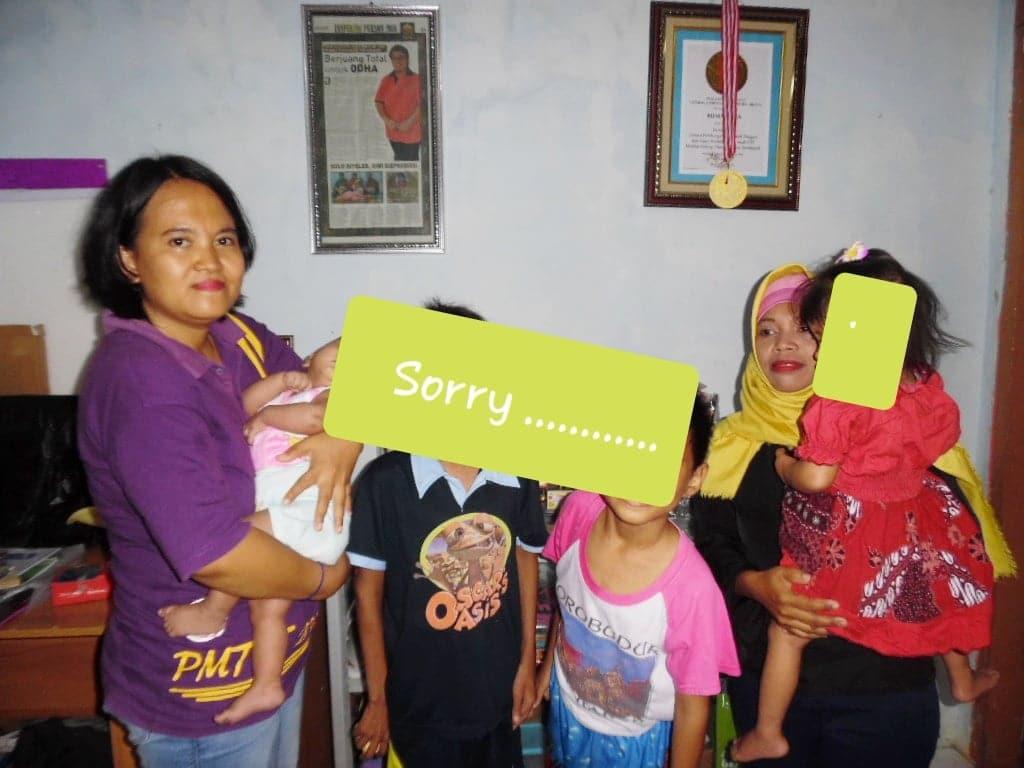 Rumah Singgah Aira, Harapan Anak-Anak ODHA 1