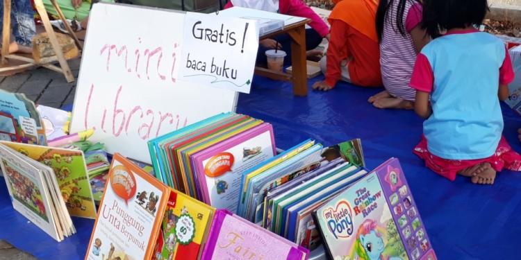 Baca Buku Anak dan Upaya Meningkatkan Dosis 1