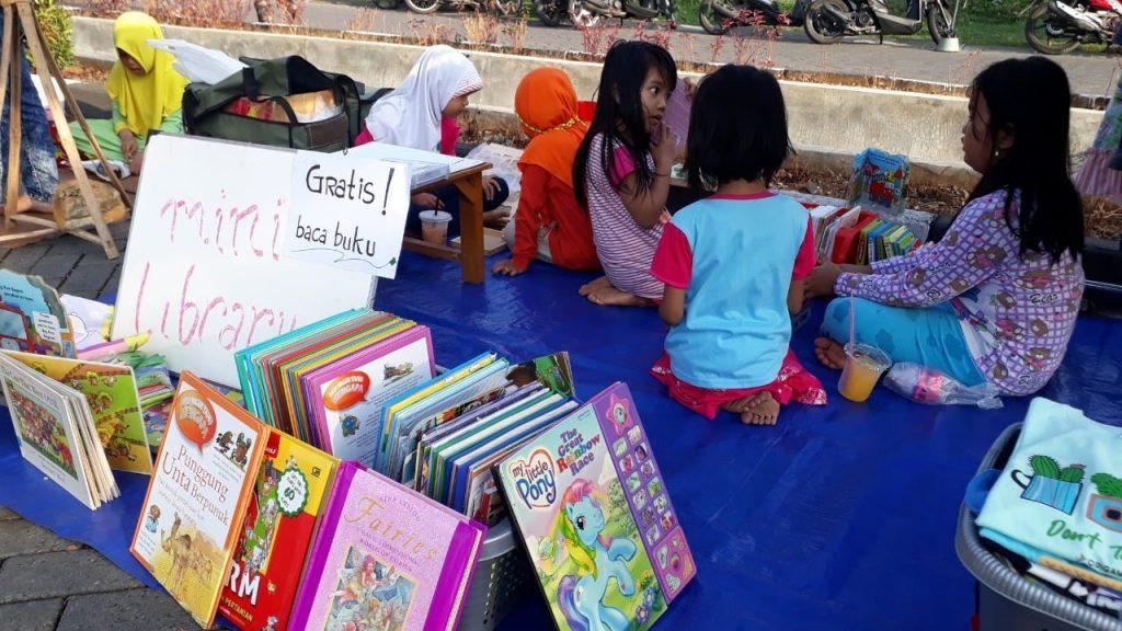 Baca Buku Anak dan Upaya Meningkatkan Dosis 7