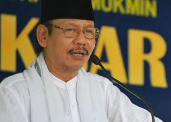 Al Ustadz Ahmad Sukina. Foto: mta-fm
