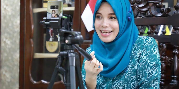 Atikoh Ganjar Pranowo. Foto: Istimewa.