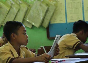 Ilustrasi kegiatan belajar. Foto:jatengprov.go.id.